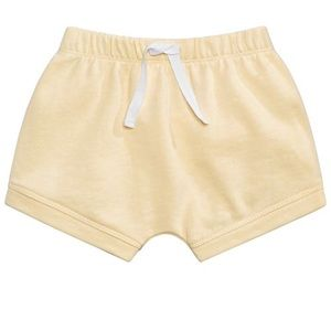 First Impression baby girl jersey pull up shorts